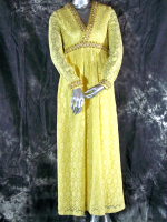 My Custom Made Prom Dress from 1972