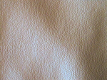 Rust Leather Fabric