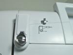 Sewing Machine Threading - Bobbin Winding Diagram