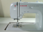 Sewing Machine Threading - Front Sequence