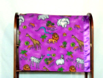 Noah's Ark Blanket Fabric