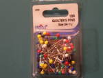 Short Pins for Quilting