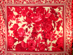 Red Rose Blanket