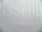 White Sateen Fabric