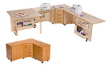 Sewing and Quilting Cabinet