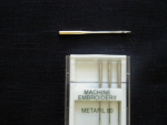 Embroidery Sewing Machine Needle