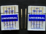 Sharps Needles for Quilting 80/12 and 90/14
