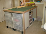 Sewing Area Example 1