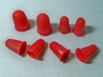 Rubber Quilting Thimbles