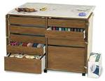 Brown Storage Cabinet