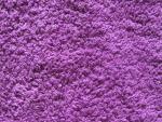Purple Terrycloth Fabric