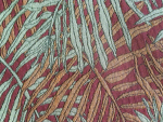 Jungle Leaves Upholstery Fabric