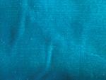 Dark Teal Velvet Fabric