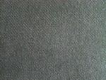 Black Wool Gabardine Wool Fabric