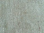Green Burlap Fabric