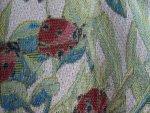 Ladybug Pattern Tapestry Fabric