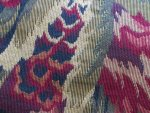 Rust PatternTapestry Fabric