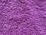 Purple Terrycloth Fabric