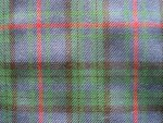 Scotch Plaid Twill Fabric