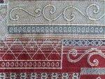 Ethnic Print Upholstery Fabric